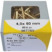 Connex Sechskant Holzschrauben 6,0 x 40 mm 100Stk