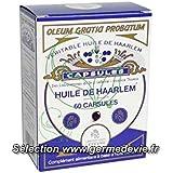 Laboratoires Lefevre - Huile de Haarlem 60 capsules Qualité / prix