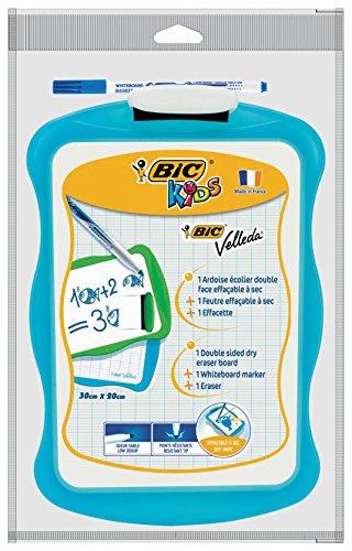 BIC KIDS Whiteboard Velleda, 20 x 30 cm, farbig sortiert