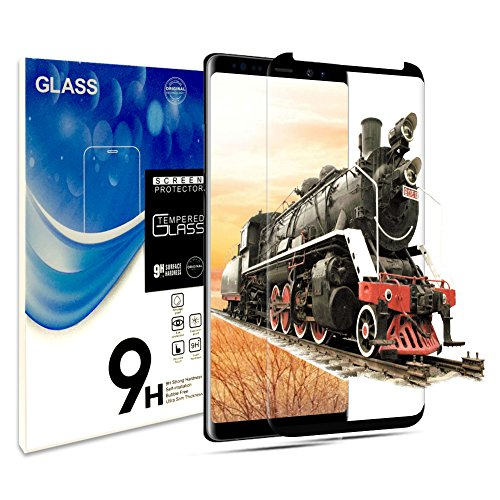 Panzerglas Schutzfolie für Samsung Galaxy Note 8, 9H Härte/Anti-Kratzer/Hohe Qualität Panzerglasfolie Displayschutzfolie Glass Folie für Samsung Galaxy Note 8 (Galaxy Note 8)