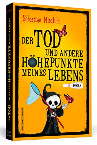 Buchseite und Rezensionen zu 'Der Tod und andere Höhepunkte meines Lebens' von Sebastian Niedlich