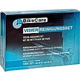BikeCare Motorradhelm-Pflege, Motorradhelm-Pflegemittel Visier-Reinigungstücher 10er Pack, Unisex,...