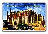Cathetral La Seu in Palma de Majorca/fridge/magnet - Kühlschrankmagnet