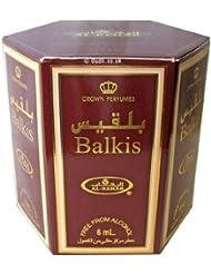 Balkis Huile Parfumée - 6 x 6ml par Al Rehab