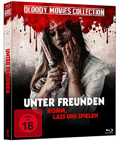 Unter Freunden (Bloody Movies Collection) [Blu-ray]