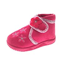 Lora Dora Kids Novelty Bootie Slippers Toddler Infants Girls Boys Slipper Boots