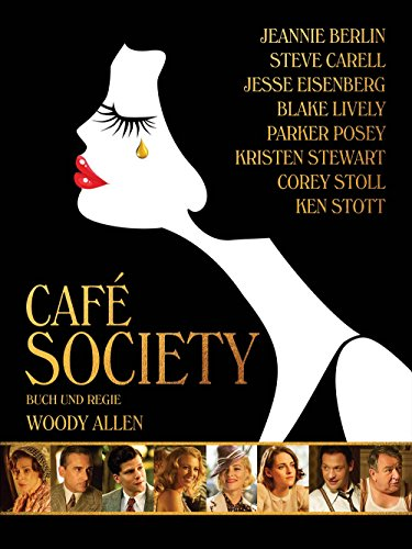 Café Society (Wunsch Wahr Kostüm)