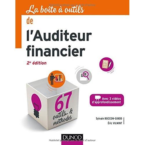 La boite à outils de l'auditeur financier - 2e éd. - 67 outils & méthodes