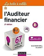 La boite à outils de l'auditeur financier - 2e éd. - 67 outils & méthodes de Sylvain Boccon-Gibod