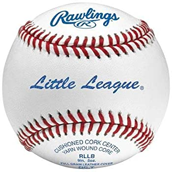Nuevo Little League pelotas...