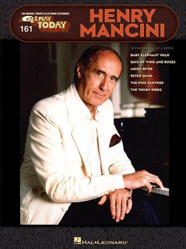 Henry Mancini Piano Ou Clavier (E-z Play Today)