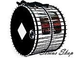 Davul Orientalische Profi 53 cm Dhol Schlagzeug Handmade (9)
