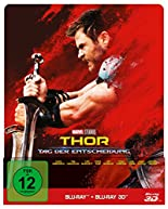 Thor: Tag der Entscheidung 3D + 2D Steelbook [3D Blu-ray] [Limited Edition] hier kaufen