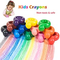 MUSKY Crayons for kids children