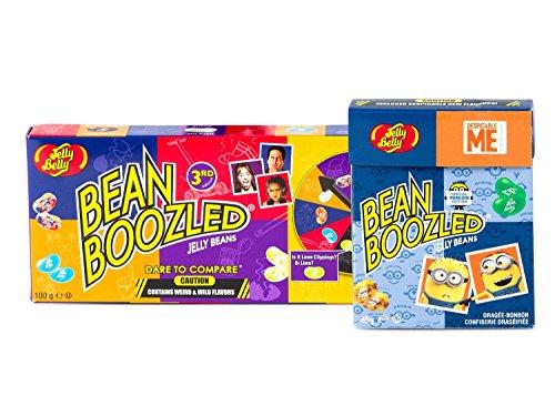 Jelly Belly Glücksrad Bean Boozled und Minion Edition Box (145 g)