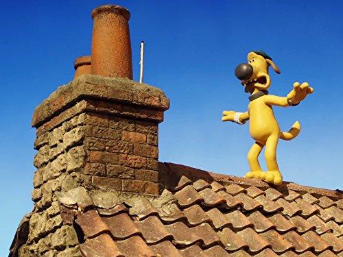 Krach auf dem Dach - Durch Dach
