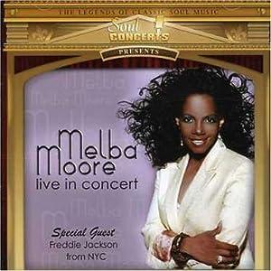 Melba Moore - SOUL CONCERT