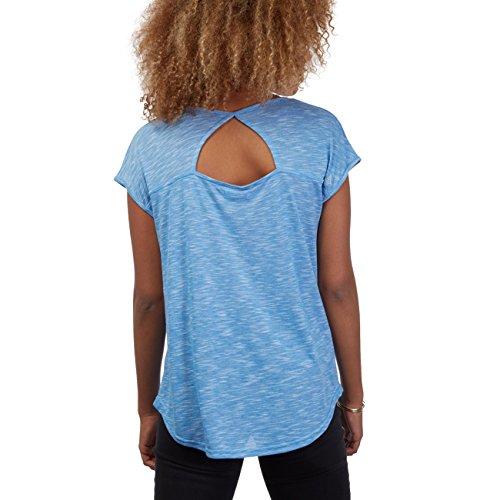 Volcom Got Your Back Top Bleu T-shirt bleu électrique