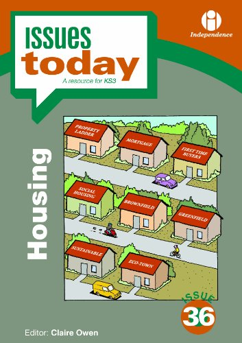 Housing (Issues Today) di Claire Owen