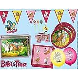 DH-Konzept Partybox Bibi und Tina 69 Teile