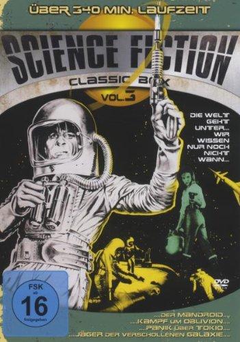 Bild von Science Fiction Classic Box - Vol. 3 [2 DVDs]