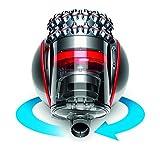 Dyson Cinetic Big Ball Animalpro 2 beutelloser Staubsauger   Inkl. pneumatischer-, Turbinen Carbonfaser-, Turbinen Tangle-free-, Treppen-Boden-Düse   Anspruchsvolle Reinigung ohne Saugkraftverlust für Dyson Cinetic Big Ball Animalpro 2 beutelloser Staubsauger   Inkl. pneumatischer-, Turbinen Carbonfaser-, Turbinen Tangle-free-, Treppen-Boden-Düse   Anspruchsvolle Reinigung ohne Saugkraftverlust