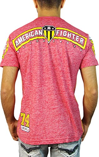 American Fighter by Affliction T-Shirt Jamestown Artisan Rot Rot