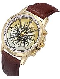 Relojes Pulsera Mujer, Xinan Reloj de Pulsera de Acero inoxidable de Cuarzo clásico de Ginebra