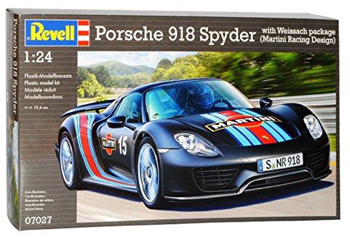 porsche-918-spyder-weissach-package-martini-design-schwarz-07027-bausatz-kit-1-24-revell-modell-auto