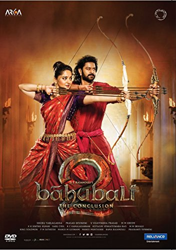 BAHUBALI 2: The Conclusion Film ~ Bollywood ~ Hindi mit englischem Untertitel ~ India ~ 2017 – Prabhas, Rana Daggubati, Anushka Shetty