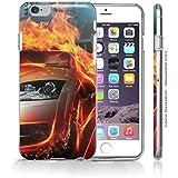 Funda Carcasa dura para Apple iPhone 6 PLUS - Audi TT