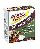 Dextro Energy Schulstoff Cola/Mini Traubenzucker-Täfelchen mit schnell verfügbarer Glucose und Prickel-Spaß, 6er Pack (6 x 50 g)