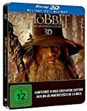 Der Hobbit Eine unerwartete Reise 3D Limited Lenticular Steelbook Blu-ray] -