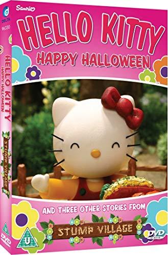 Hello Kitty: Stump Village - Happy Halloween [DVD] [UK Import] (Hello Kitty Halloween Cartoons)