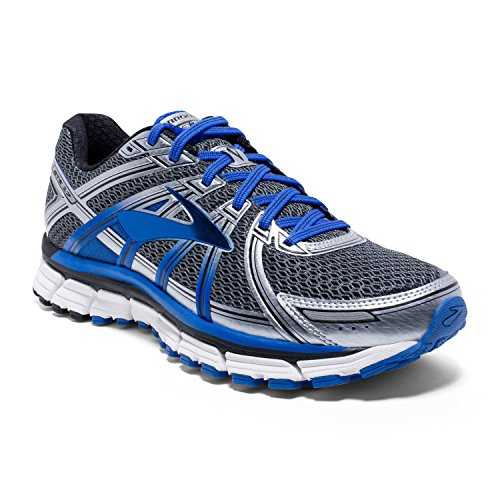 Gts Brooks Herren Adrenaline Silver Blue Electric Gymnastikschuhe 17 Anthracite Brooks q74Ef7