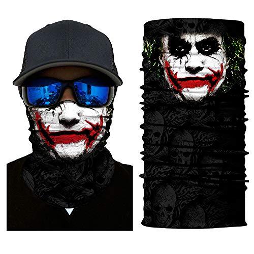 ad Gesichtsmaske Terror Cap Ostern Totenkopf Maske Sturmhaube Halloween Party Geschenk ()