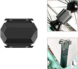Cycplus Fahrrad Geschwindigkeitssensor Trittfrequenzsensor IP67 Wasserdicht - Verbindungsmethode: Bluetooth/Ant+, Kompatibel mit Smartphones, Smartwatches, Fahrradcomputer