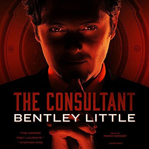 The Consultant  Audiolibri