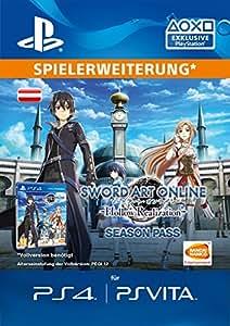 Sword Art Online: Hollow Realization - Season Pass [PS4 Download Code - österreichisches Konto]