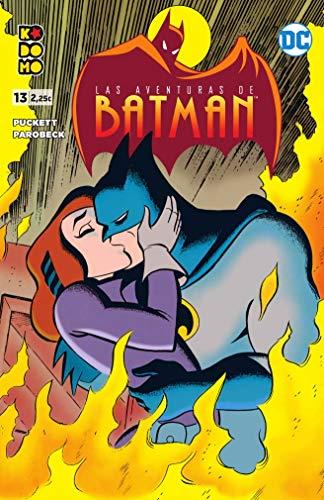Las aventuras de Batman n