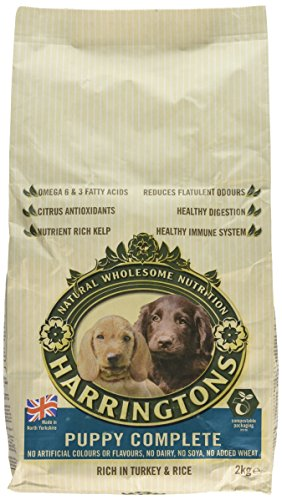 Harrington's Complete Dry Mix Puppy Food