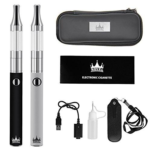 Sigarette Elettroniche NOVEL EVOD Mini protank atomizzatore Due Kit Liquid Filling | Sigaretta elettronica vaporizzatore | senza nicotina né tabacco