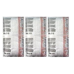 3 Nachfüllpackungen à 1,2 kg für Raumentfeuchter - verhindert Schimmel, Moder, üble Gerüche, Stockflecken - Raum-Entfeuchter