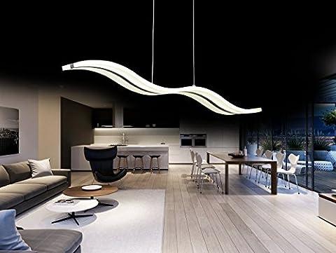 Suspension,Lustre,Create For Life® Lustre LED,Design moderne pendentif de lumière LED suspendus luminaire LED plafond lustre (Lampadari)