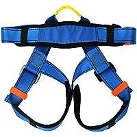 LAIABOR Arnés De Escalada Proteger La Cintura Cinturones De Seguridad para Interior, Patio De Recreo, Niño, Chicos, Chicas, Estudiantes, Adolescentes