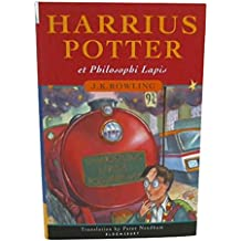 Harrius Potter Et Philosophi Lapis (Harry Potter)