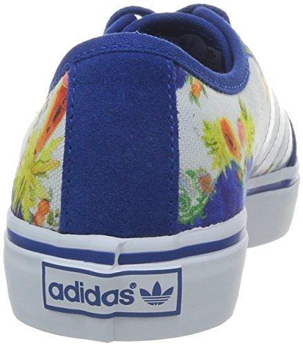 adidas Originals Adria Restyle Low Synthetic (Farm), Baskets Basses femme Bleu - Blau (Collegiate Royal / Collegiate Royal / White)