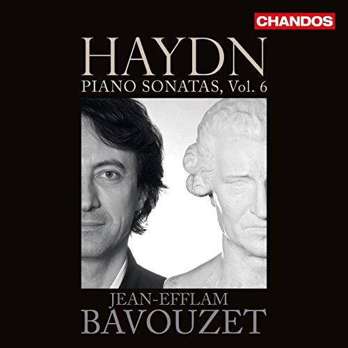 Haydn: Piano Sonatas, Vol. 6 [Jean-Efflam Bavouzet] [Chandos : CHAN 10942]