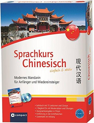 Mandarin-chinesisch-cd (Sprachkurs Chinesisch für Einsteiger. Modernes Mandarin effektiv lernen. Compact SilverLine)