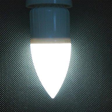 FDH 1 PC 8una iluminación E14 3W 15xSMD2835 300LM 2800-6500K/blanco cálido, blanco frío Vela LED Bombillas 85-265 V CA